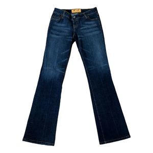 Seven 7 Superlow Stretch Jeans 28